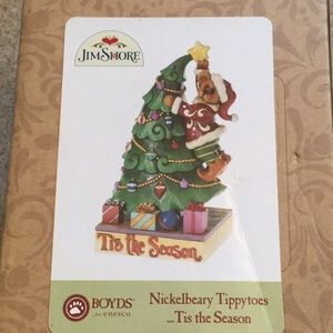 Nickelbeary Tipptoes 'Tis the Season 4016475FD